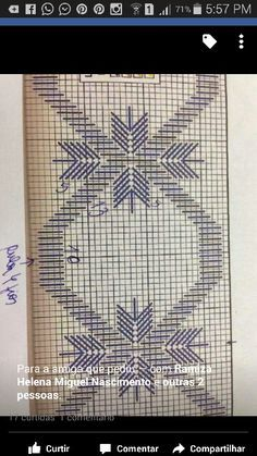 L Swedish Embroidery, Hardanger Embroidery, Embroidery Stitches, Plastic Canvas Stitches, Plastic Canvas Coasters, Ribbon Embroidery Tutorial, Hand Embroidery Designs, Coaster Crafts, Monks Cloth