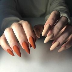 In look for some nail designs and some ideas for your nails? Listed here is our set of must-try coffin acrylic nails for modern women. Aycrlic Nails, Matte Nails, Stiletto Nails, Hair And Nails, Coffin Nails, Glitter Nails, Gradient Nails, Cute Acrylic Nails, Acrylic Nail Designs