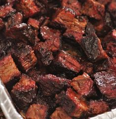 My BBQ brisket burnt ends recipe comes straight from the pit masters in Kansas City's biggest BBQ joints. Slow smoked brisket point is…