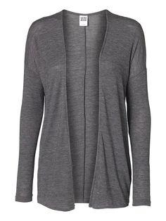 VERO MODA Women's LULULOVE LS CARDIGAN V-Neck Long Sleeve Cardigan: Amazon.co.uk: Clothing