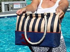 FREE Expandable Tote Bag Pattern -11 FREE Summer Sewing Patterns