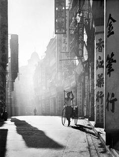 Le Hong Kong des années 50 capturé dans de superbes photographies…