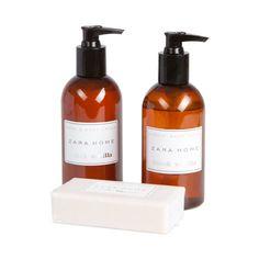 Black Vanilla Body Line | ZARA HOME | scent, bathroom