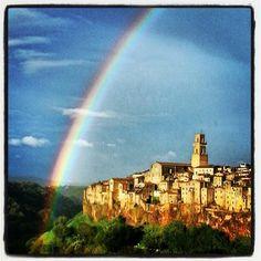 Rainbow Pitigliano - Italia -