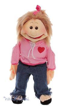Living Puppets handpop Paula - Handpoppen.nl