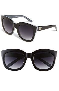Vince Camuto Oversized Cat's Eye Sunglasses available at #Nordstrom
