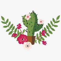 Potted cactus PNG and Clipart Succulent Planter Diy, Hanging Succulents, Succulents Diy, Indoor Succulents, Indoor Cactus, Succulent Care, Succulents Drawing, Cactus Drawing, Cactus Pot