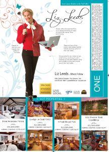 July 2015 Featured Vail Valley Properties www.LizLeeds.com