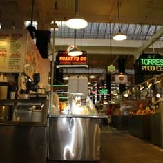 Photo of Roast To Go - Los Angeles, CA, United States. Downtown Los Angeles: Central Market