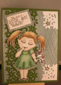 Free Digi Stamp  Shyla  http://ladybugstampers.wordpress.com/#