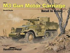 Squadron Signal Publications SC M3 Gun Motor Carriage Detail in Action Book * Read more reviews of the product by visiting the link on the image.