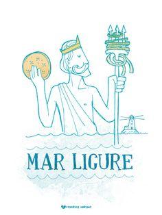 Mar Ligure © Federico Mariani