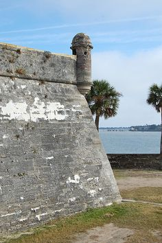 Castillo de San Marcos - St. Augustine, Florida by fisherbray, via Flickr
