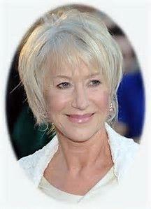 Rezultat imagine pentru wedge haircuts for women over 60
