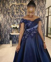 Shweshwe Dresses with Lace Latest Designs - Sunika Traditional African Clothes African Bridal Dress, Best African Dresses, Latest African Fashion Dresses, African Print Dresses, African Clothes, Wedding Dresses South Africa, African Wedding Attire, African Attire, Women's Dresses