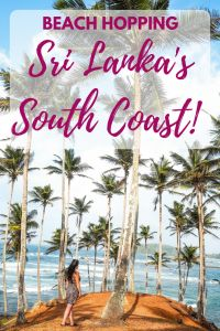 Here's an informative guide to the Sri Lanka south coast! It's home to some of the most beautiful beaches on the island; Galle, Unawatuna and Mirissa. Holiday Destinations, Travel Destinations, Most Beautiful Beaches, White Sand Beach, Sandy Beaches, Plan Your Trip, Asia Travel, Sri Lanka, Travel Inspiration