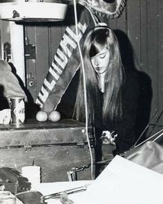 Mary Weiss of the Shangri-las
