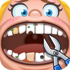The best web for playing dentist games for free. Play dentist and tidy up your patients' teeth. Learn about oral health with this funny games. Role Playing Board Games, Playing Card Games, Games For Kids, Games To Play, Google Play, Dentist Games, Dental Kids, Family Dentistry, Game App