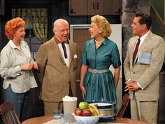 Colorized Lucy, Fred, Ethel, and Ricky I Love Lucy Show, My Love, I Love Lucy Episodes, Vivian Vance, Lucille Ball Desi Arnaz, Lucy And Ricky, The Lone Ranger, Online Photo Gallery, Celebs