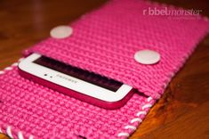 Tablet Tasche häkeln – Tablet Hülle, E-Reader, Kindle, IPad