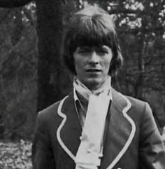 Back when his heart belonged to Hermione Farthingale...