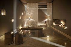 Luxury Life Design: Palais Namaskar - Luxury Hotel & Spa in Marrakech Spa Luxe, Luxury Spa, Luxury Villa, Luxury Life, Spa Design, Design Hotel, Saunas, Deco Spa, Spa Hotel