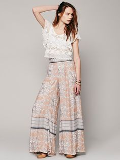 Free People Florence Hirise Wideleg, $148.00