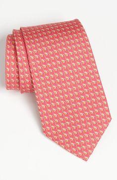 Salvatore Ferragamo Woven Silk Tie available at #Nordstrom