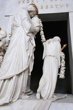 Cenotaph for Marie Christine of Austria - Antonio Canova, 1805