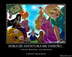 hora de aventura | Hora de aventura by Gabriela2002