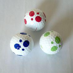 #Vision #Goker #Dalamtian #Golfball. Ein wunderschöner 2-Piece #Designperformancegolfball. Set in den Farben grün, blau und rot - die neuen Stars im Shop von #golfballuhu. #golf #golfing #golfgods #golfer #golfporn #golfcourse #whyilovethisgame #golfpresent #golfballs #pga #pgatour #lpga