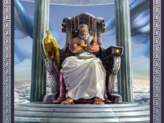 Zeus - Greek Mythology