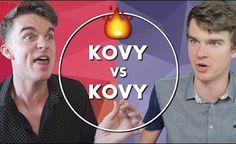Kovy vs Kovy Youtube, Instagram