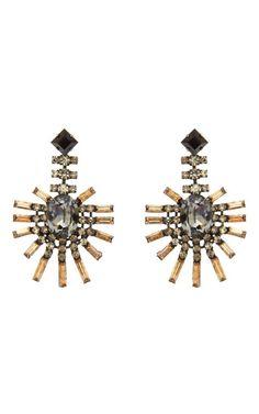 Paula Bianco Palm earrings