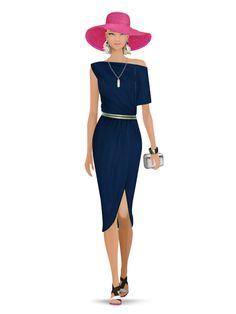 Styled with: United Nude, Tart, Kotur, Ashley Pittman, One Oak By Sara, Eric Javits, Isharya   Create your own look with Covet Fashion