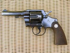 Gun-Gallery — Colt Official Police - .38 Special