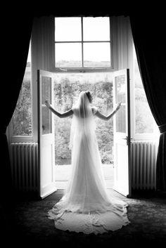 Bride Portrait  Wedding Day Shoot Ideas