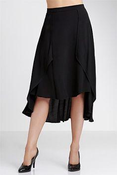 Grace Hill - Grace Hill Wrap Over Skirt Fashion Skirts, Plus Size Fashion, Fashion Online, Women Wear, Full Figure Fashion, Plus Sizes Fashion, Plus Size Fashions