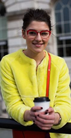 On the Street...Somerset House Faces by the Sartorialist