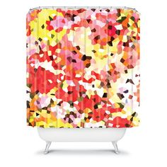 #art #abstract #shower #curtain #homedecor #bath #bathroom #forthehome #denydesigns