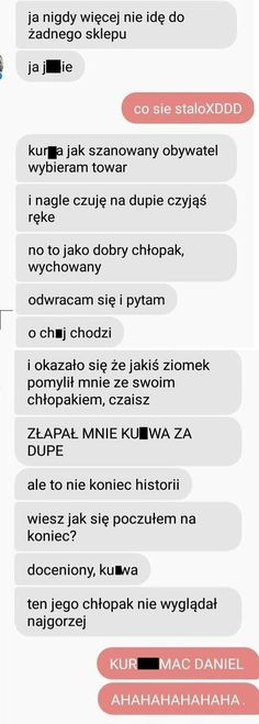 Read from the story Memy 3 by BrakPomysluNaLogin (NiktWażny) with 921 reads. Polish Memes, Funny Mems, Everything And Nothing, Smile Everyday, Cute Animal Videos, Funny Text Messages, The Sims4, Wtf Funny, Funny Comics
