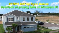 Estero Bay Model by Ryan Homes at The Overlook at Grassy Lake in Minneol...