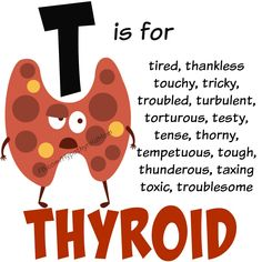 oh you #thyroid HypothyroidMom.com