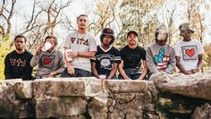 SaveMoney music. Music collective from Chicago, Illinois. Including Chance The Rapper, Vic Mensa, Joey Purp, Tokyo Shawn, Caleb James, and many others.