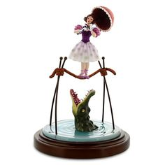 The Haunted Mansion Figure - Ballerina and Alligator