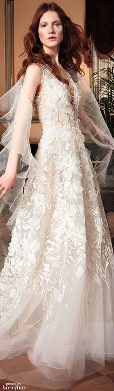Yolan Cris Couture Bride 2017
