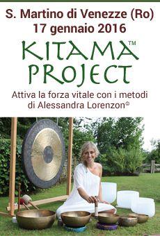 Kitama Project - Attiva la forza vitale con i metodi di Alessandra Lorenzon