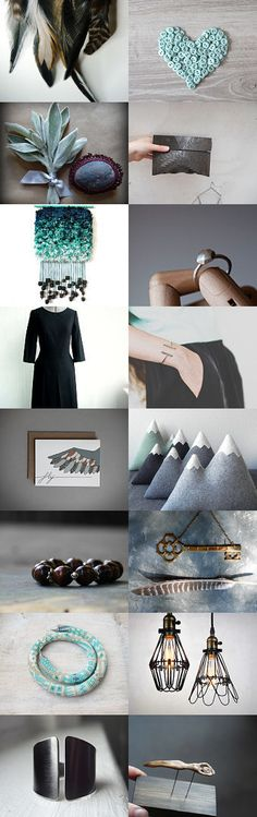 DARK M I N T by Natallia on Etsy--Pinned with TreasuryPin.com