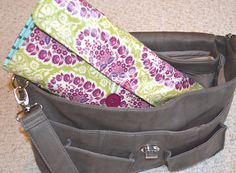 Tutorial: Diaper Changing Pad Clutch