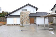 外観 Roof Lines, 2nd Floor, Shed, Exterior, Outdoor Structures, House Design, Flooring, Architecture, Places